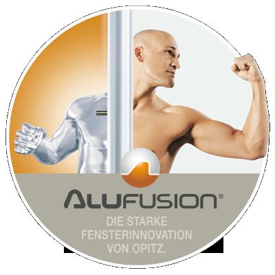 Alufusion - Die starke Fensterinnovation von Opitz
